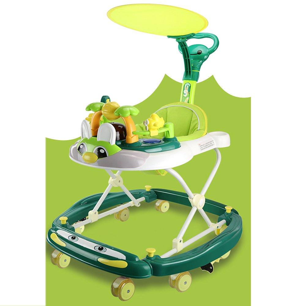 LVZAIXI 私の子供ウォークアンドロック ( 色 : 緑 ) B07CM1GQQJ 緑 緑