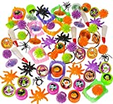 Halloween Toy and Novelty assortment (100 pc)