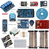 SunFounder Smart Home Internet of Things Kit for Arduino Raspberry Pi, Learning How to DIY a Smart Home System