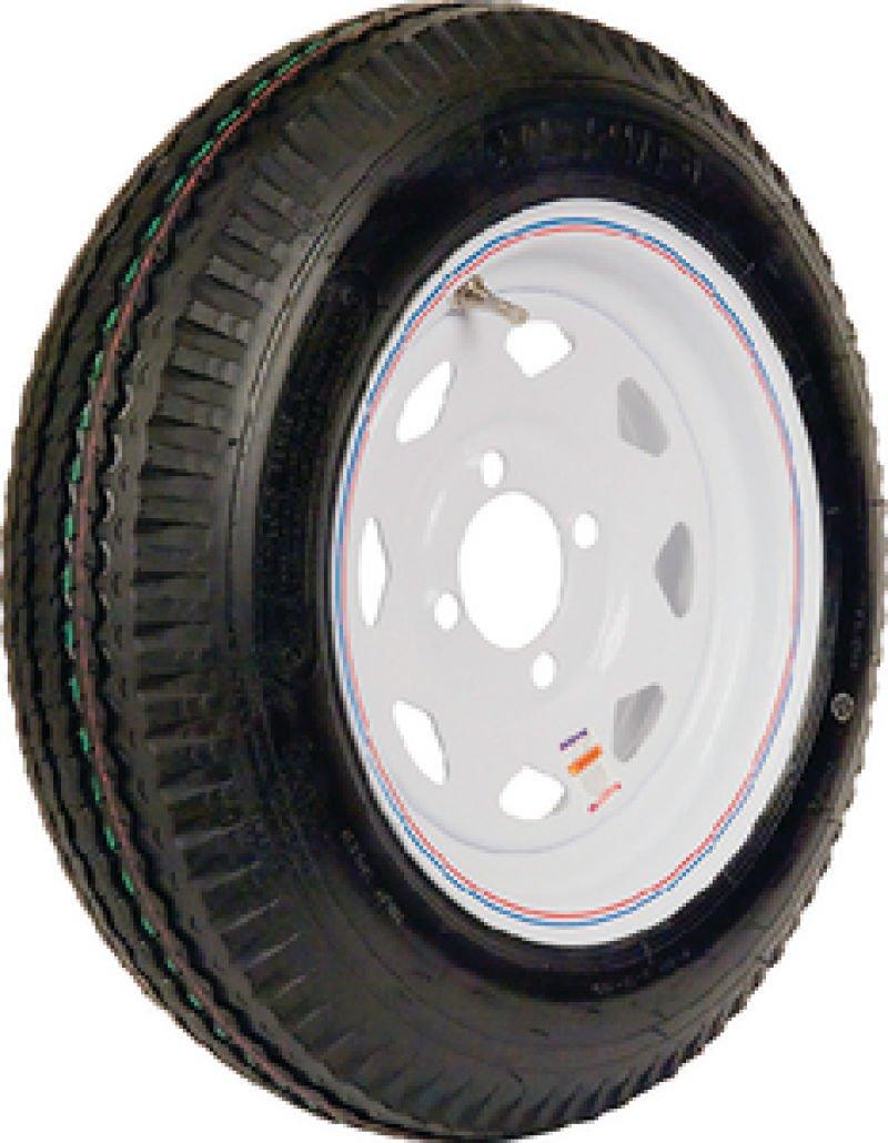 Loadstar Tires 30820 530 12 C/5H Spk Wh Str K353