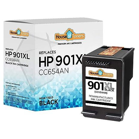 Amazon.com: HouseofToners Cartuchos de tinta re fabricados ...