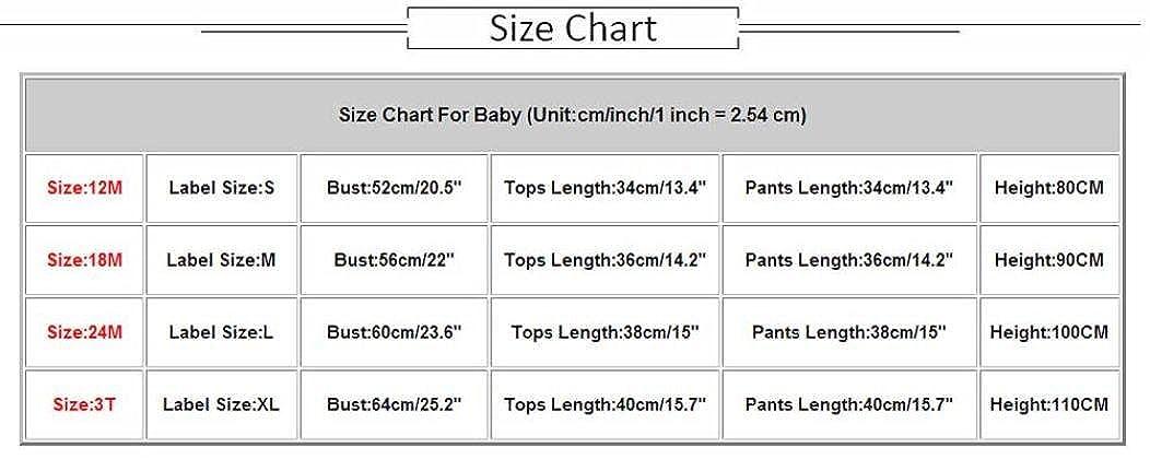 Kehen 2pcs Summer Outfits Sleeveless Vest T-Shirt Tops Stripes Shorts Sets for Infant Baby Toddler Boy Girl