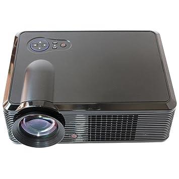 HTP a todo Color proyector 1800 Lumens LCD portátil proyector con ...