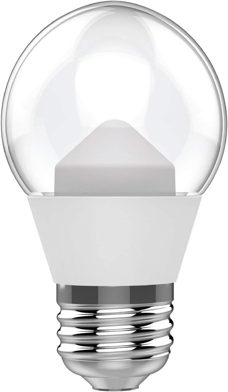GE Lighting LED Refrigerator Light Bulb, A15 Appliance, 40W Replacement, 1-Pack LED Appliance Light Bulb, Medium Base
