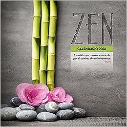 Zen (Zen) Wall Calendar(Spanish Edition) : Trends ...