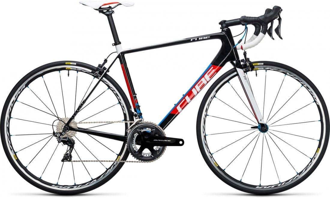 Bicicleta de carretera Cube litening C: 62 Race Teamline 2017 – 52 ...