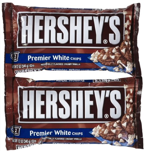 White Chip (Hershey's Premier White Baking Chips - 12 oz - 2 pk)