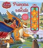 Disney Elena of Avalor: Princesa al rescate (Disney Elena De Avalor) (Spanish Edition)