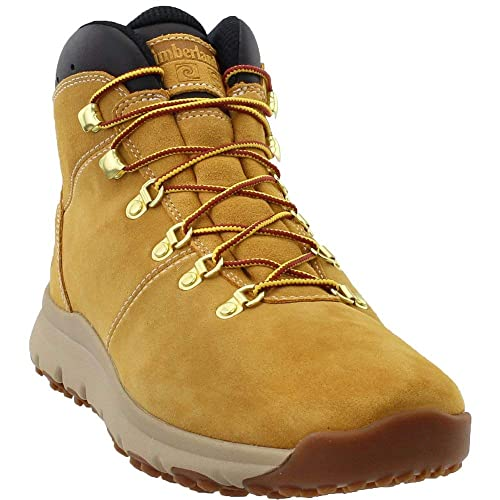 buy online fcc2b 92c61 Timberland Men Boots A1QEW World Hiker Wheat Size 43 / 8.5 ...