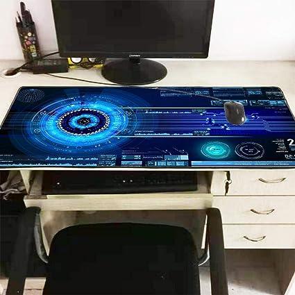 Gaming Mouse Pad Grande Alfombrillas de Ratones DJ Juego de ...