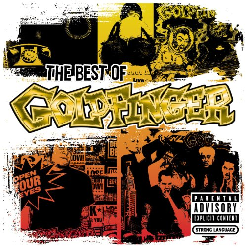 The Best Of Goldfinger [Explicit] (The Best Of Goldfinger)