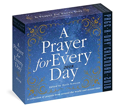 Prayer for Every Day Page-A-Day Calendar 2018 [6.25 x 6.25]