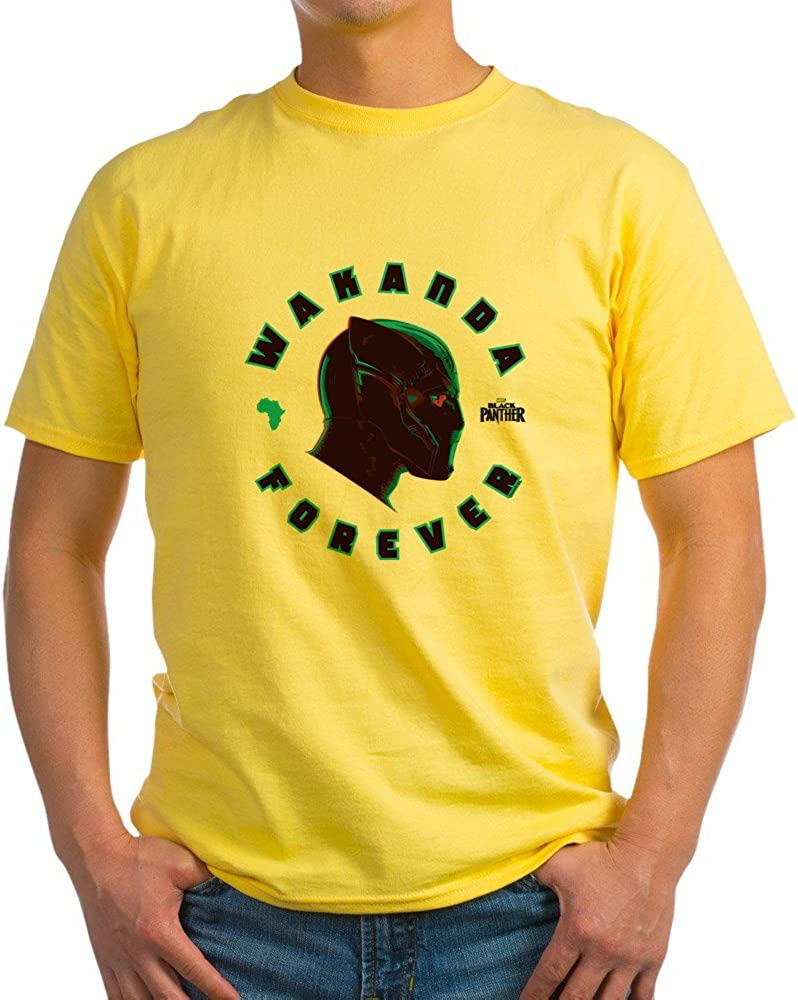CafePress Black Panther Wakanda Pride Organic Baby T