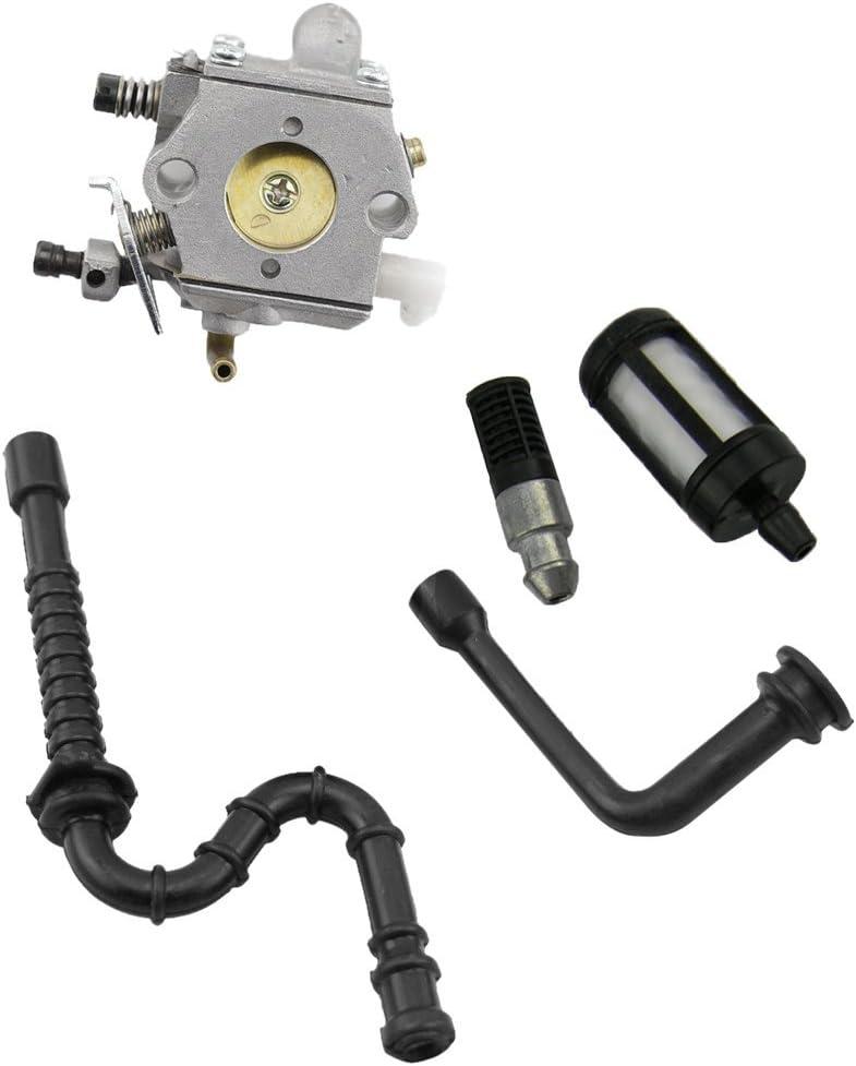 Tubayia Carburettor Kits Handbrake Lever Replacement Parts for ...