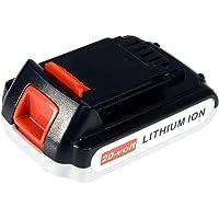 Black & Decker 20V Lithium Ion Battery