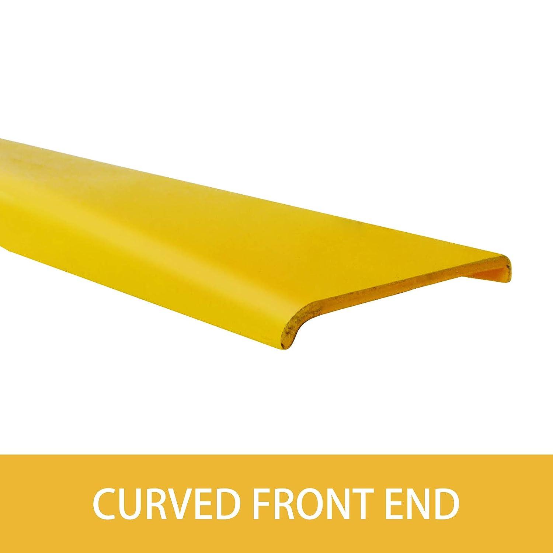 VEVOR Extensiones de Horquilla de Palets de 152cm Horquillas para Carretilla Elevadora Amarillas
