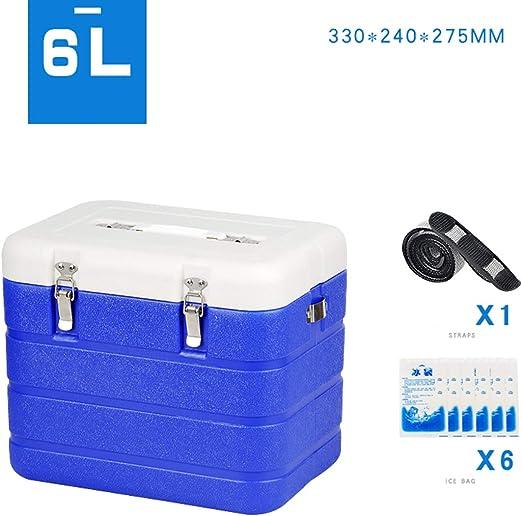 MENUDOWN Caja De Aislamiento, Mini Congelador PortáTil Insulina ...