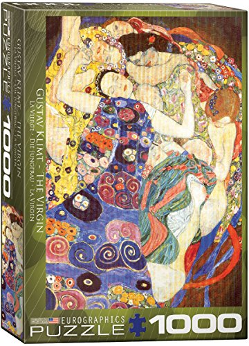 EuroGraphics Klimt The Virgin Puzzle (1000-Piece)