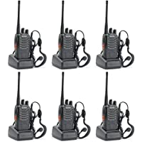 BAOFENG BF-888S Two Way Radio (Pack of 6pcs radios) - Customize Package