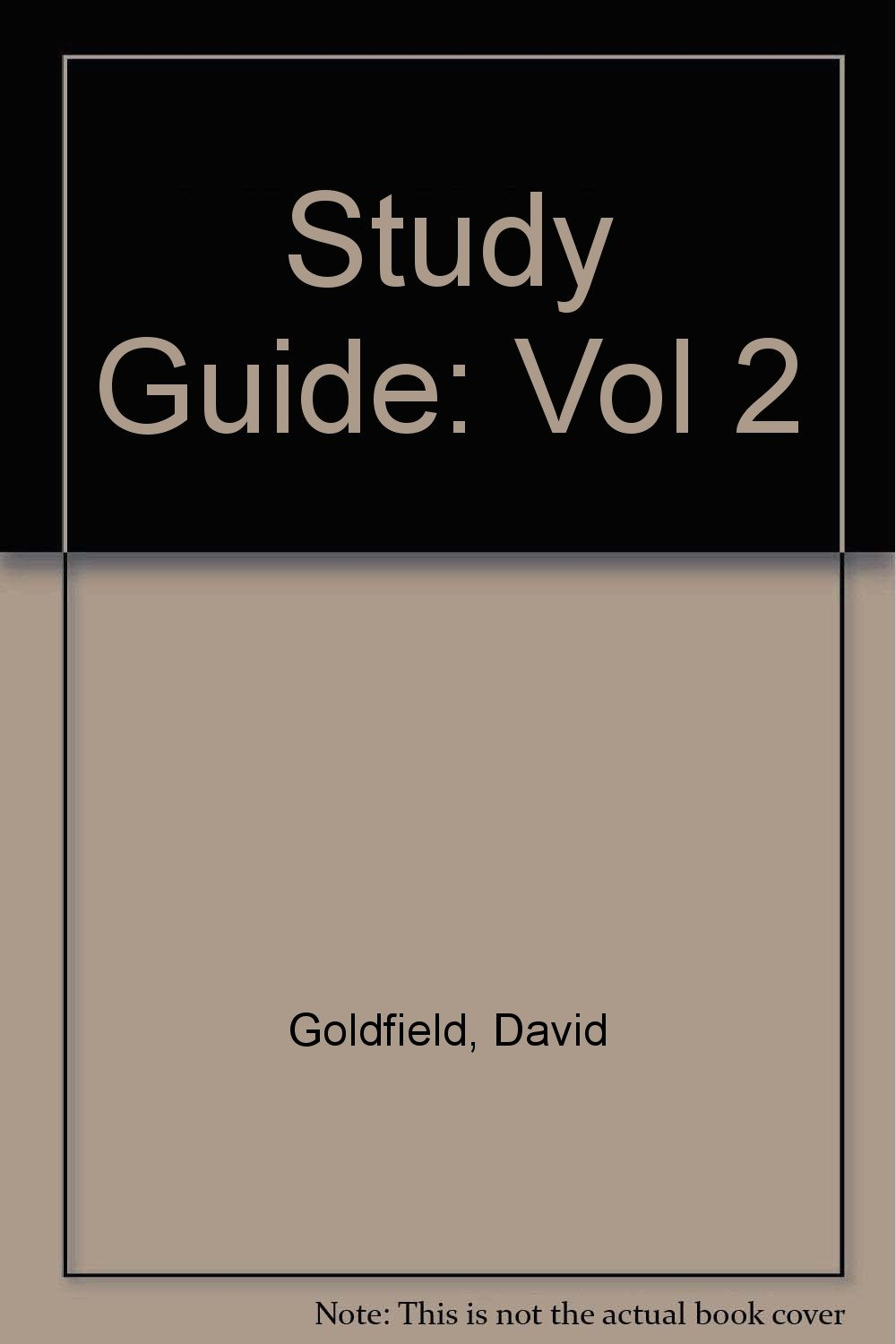 Download American Journey: History of the US, Vol. 2, Study Guide pdf
