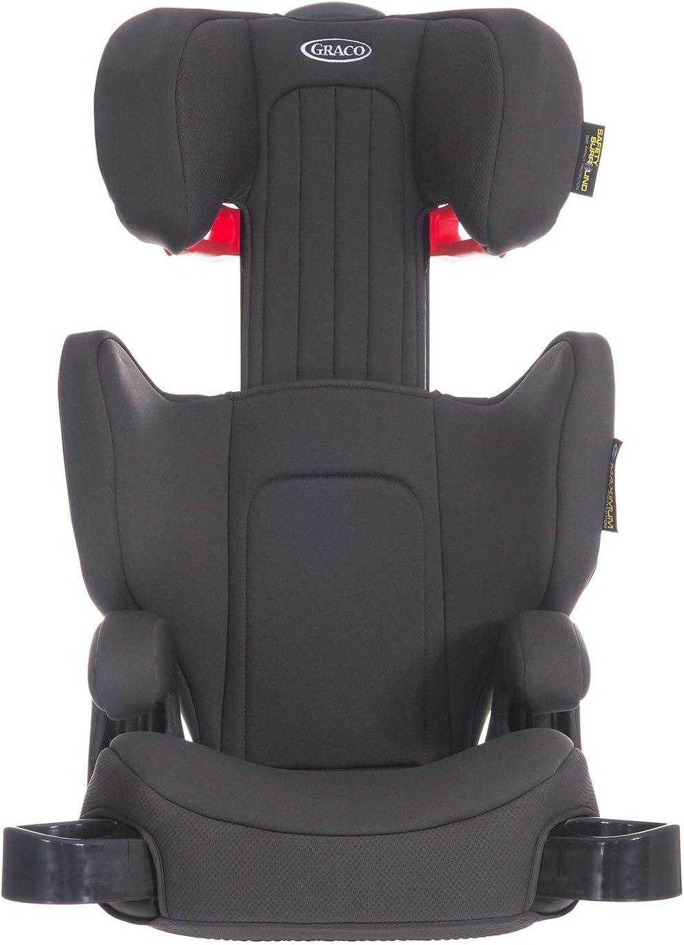 Graco Assure Group 2//3 Car Seat Aluminium