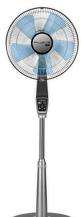 Rowenta Turbo Silence - Ventilador oscilante con Mando a Distancia (16 Pulgadas): Amazon.es: Hogar
