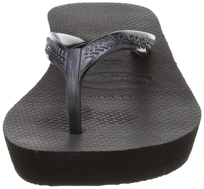 bce64feeff3465 Havaianas Flip Flops Women High Light  Amazon.co.uk  Shoes   Bags
