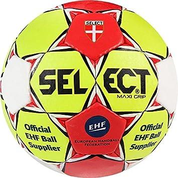 Select Maxi Grip - Juego de 10 balones de Balonmano, Color ...