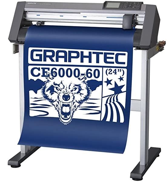 Graphtec PLUS CE6000 Plus Series Professional Vinyl Cutter