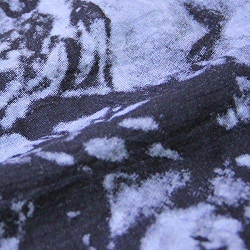 Damen girl Partykleid Kleid LHA8162 Kurzarm Blau Retro Cocktail E Maxi Kleider qC1En4xw
