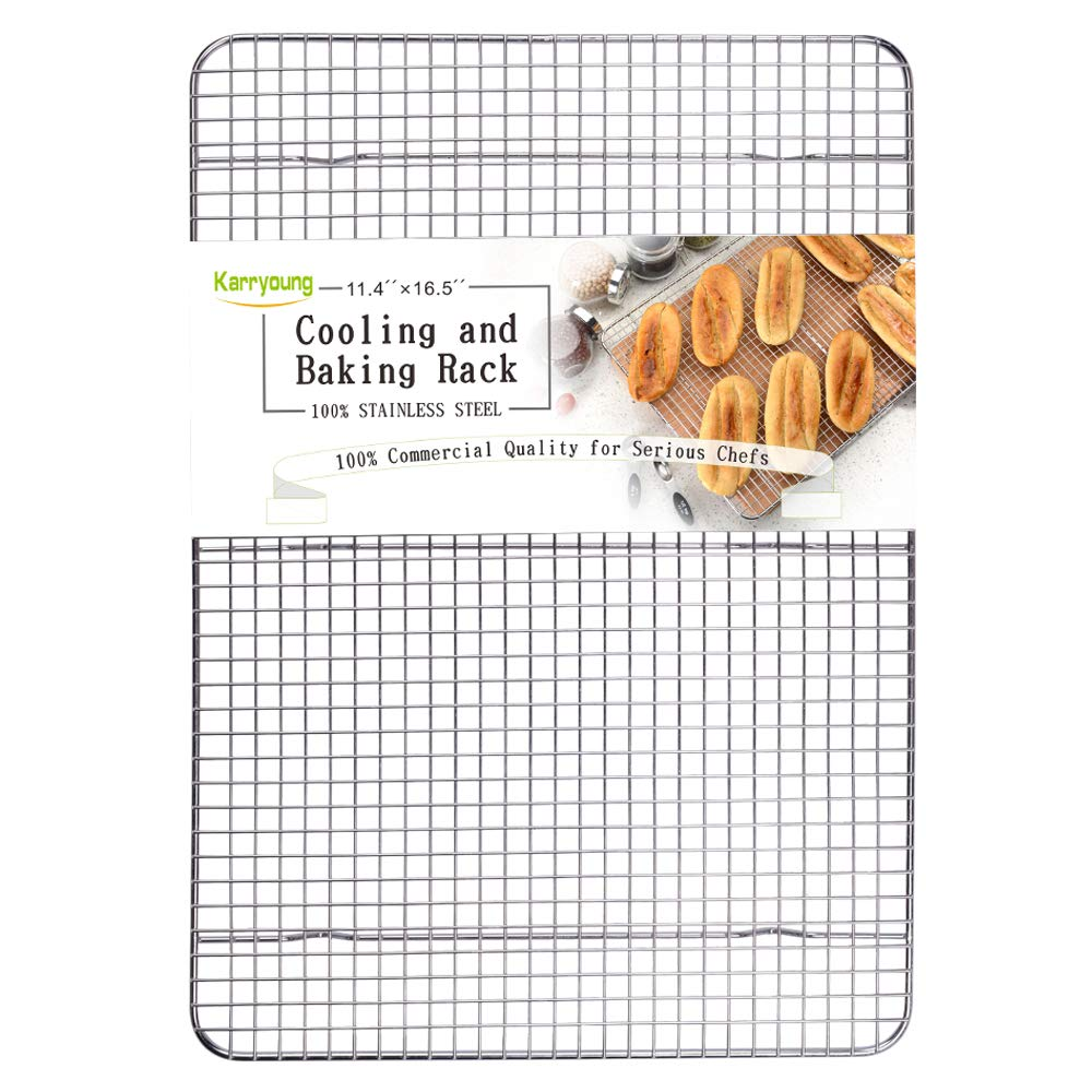 Stainless Steel Wire Cooling Rack, Cookie Cooling Rack, Baking Rack ...