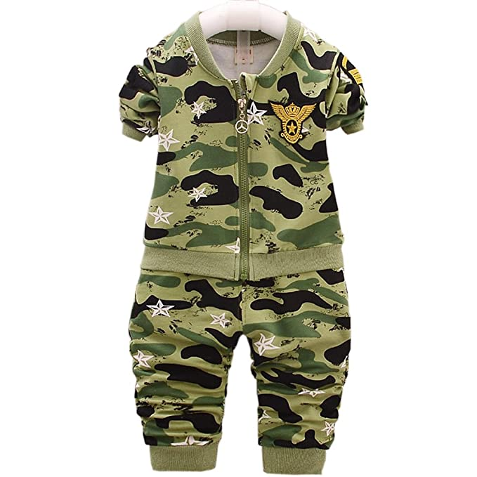 6cb8cfbc9 DIIMUU Baby Kids Boy Clothes Set Party Sports Outfits Sets Clothing Suits:  Amazon.co.uk: Clothing