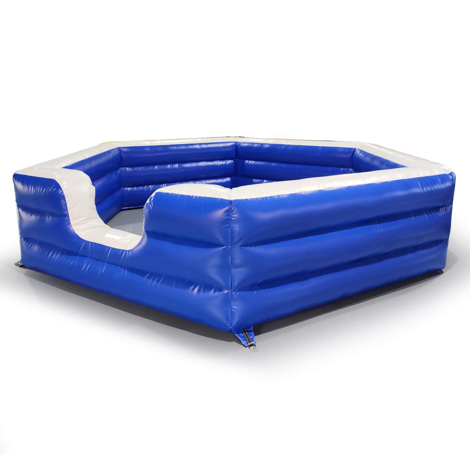 15ft PVC Gaga Ball Pit Inflatable with Air Pump Team Game