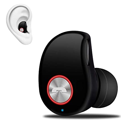 fb3780bf368 Mini Single Bluetooth Earbud,V4.1 Stereo Wireless Bluetooth Headphones with  Built-in