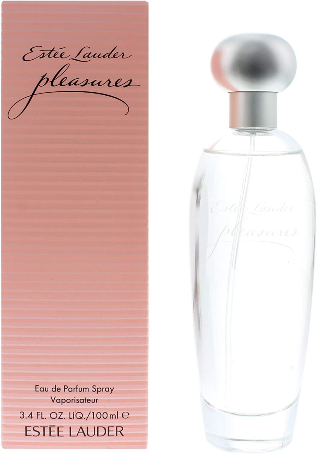 Estee Lauder Pleasures Agua de Perfume - 450 gr, 100 ml: Amazon.es