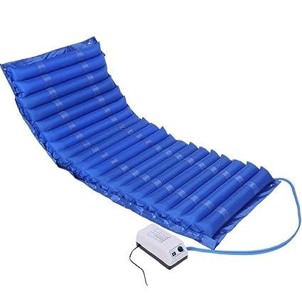 Colchón hinchable de aire médico BlueBedsore para evitar el ...