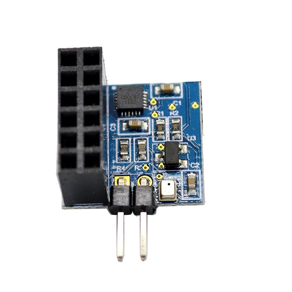 Stratux AHRS Sensors Fan Controller MPU9250+BMP280 for Raspberry Pi