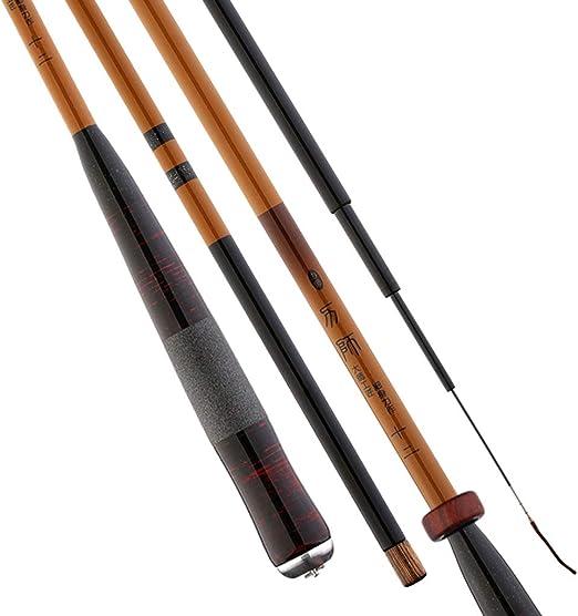 GWM Caña de Pescar 28 Ajustable Ultra-Ligero Ultra-Fino Super-Duro ...