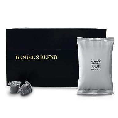 DANIELS BLEND - Economy Pack 100 Cápsulas de Café económico ...