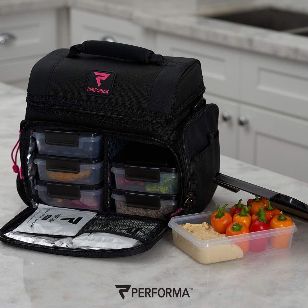 Performa Shakers FID58005 Meal Prep Bag,