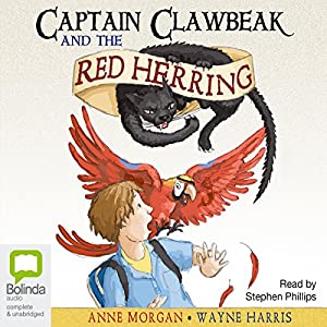 Captain Clawbeak and the Red Herring Audiobook