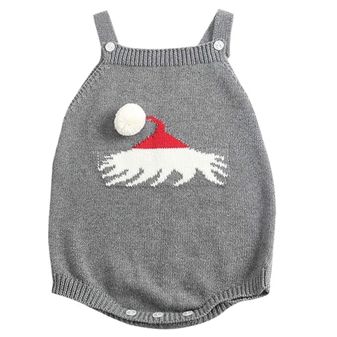 80004a1b11a2 KONFA Toddler Newborn Kids Baby Girls Boys Christmas Clothes