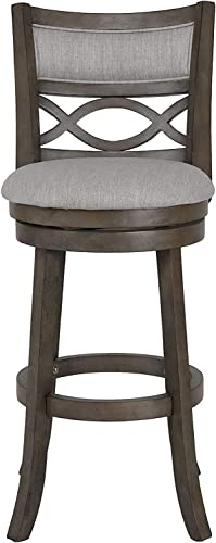 New Classic Furniture New Classic Manchester Swivel Bar Stool