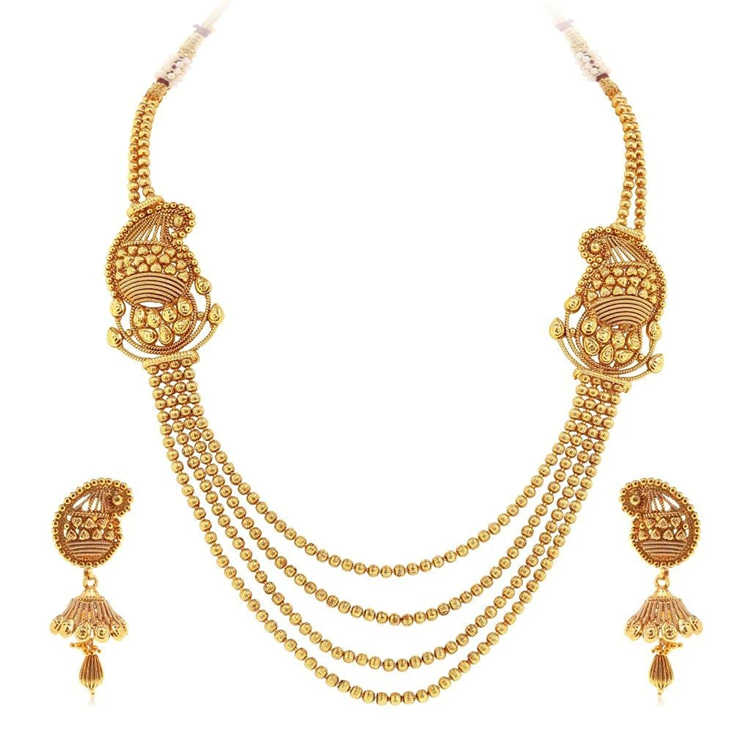 Inspirational New Necklace Designs In Gold | Jewellry\'s Website