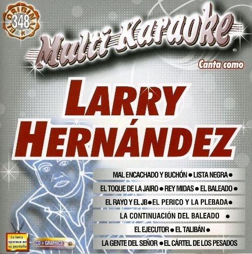 Exitos-Multi Karaoke by Hernandez, Larry (2009-11-03 ...