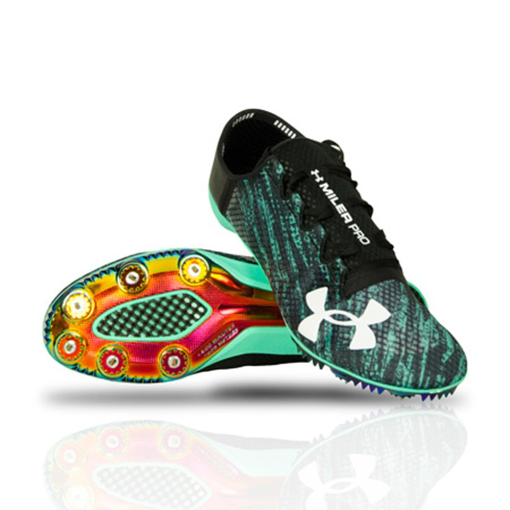 Under Armour Speedform Miler Pro Athletic Shoe B01GOZZ18K 9 B(M) US Women / 7 D(M) US Men|Vapor Green