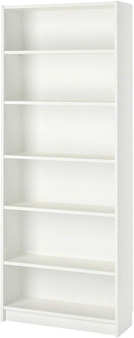 IK IKEA Billy - Librería, Blanco, 80 x 28 x 202 cm: Amazon.es ...