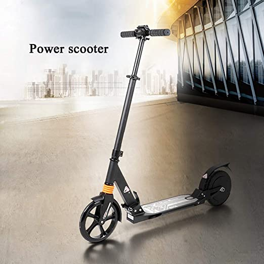 Scooter Eléctrico Potente 200W Ultra Ligero 7.9KG Scooter ...