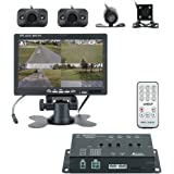 vacron cdr e07 720p dual camera with gps and night vision dashboard cam cell phones. Black Bedroom Furniture Sets. Home Design Ideas