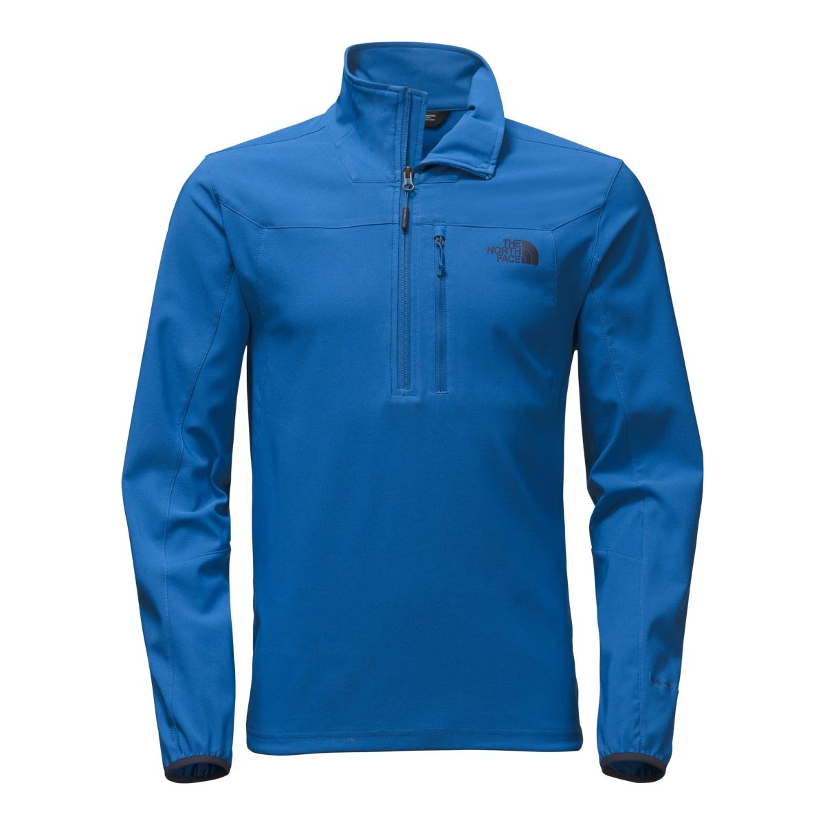 The North Face Men's Apex Nimble Half-Zip Pullover - Turkish Sea - XXL by The North Face